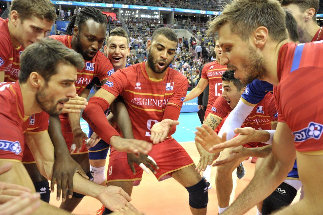 Superstar Earvin Ngapeth Will Return to French Side This Weekend