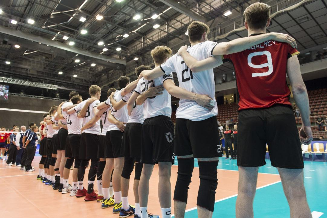Germany Leads Group 3 Going Into Final Week Of World League