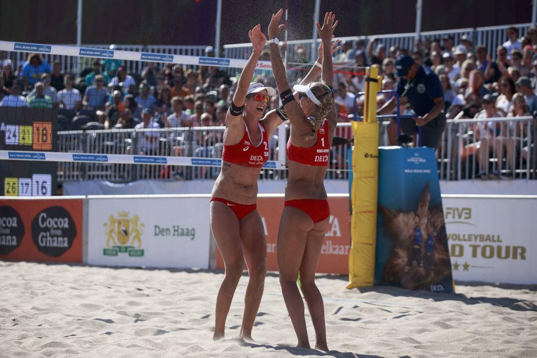 The Hague Will Feature A Swiss & Brazilian Women's Finals