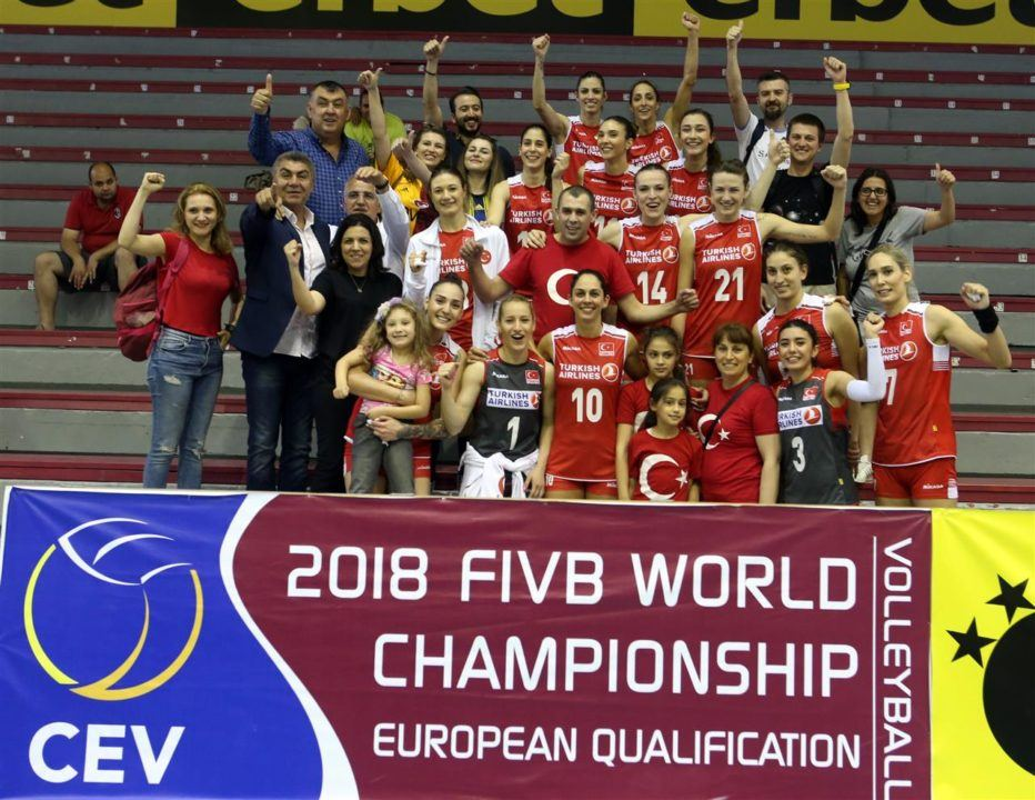 Turkey Grabs Spot at Worlds with Pool C Sweep