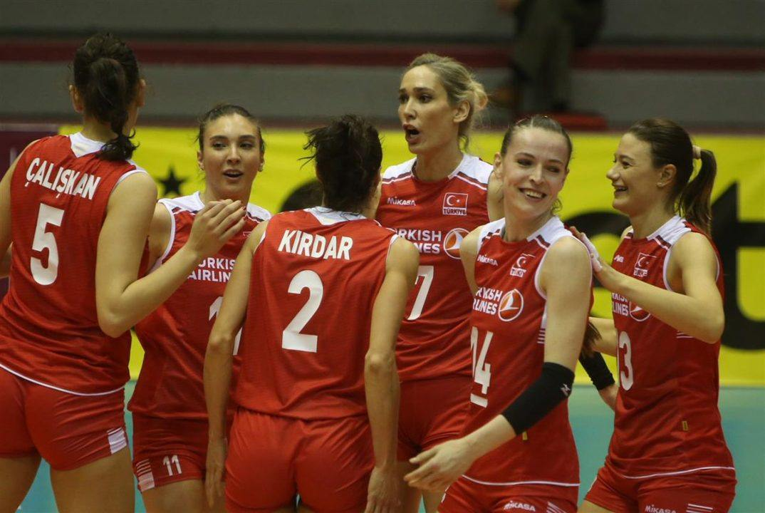 Five Champions League, Club Worlds Winners to Lead Turkish Women