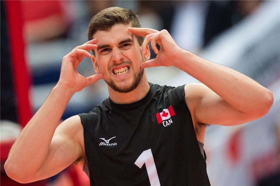Canadian National Team Setter Tyler Sanders Signs With Gdansk