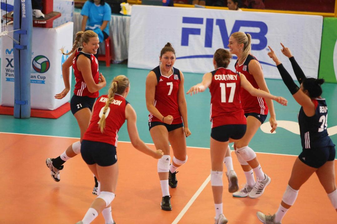 Annie Drews, Daly Santana Lead USA, Puerto Rico in Group A Wins