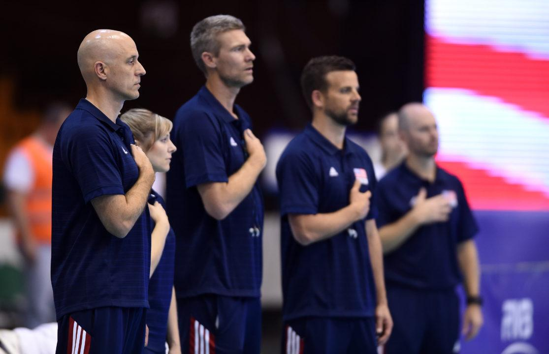 LIVE NOW: USA Men Looking to Get Off the Schneid Against Italy