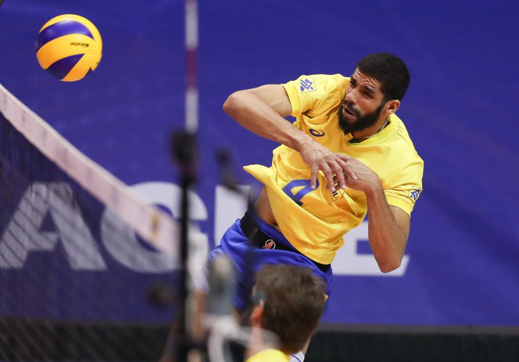All The Links You Need To Know For The World League Final Six
