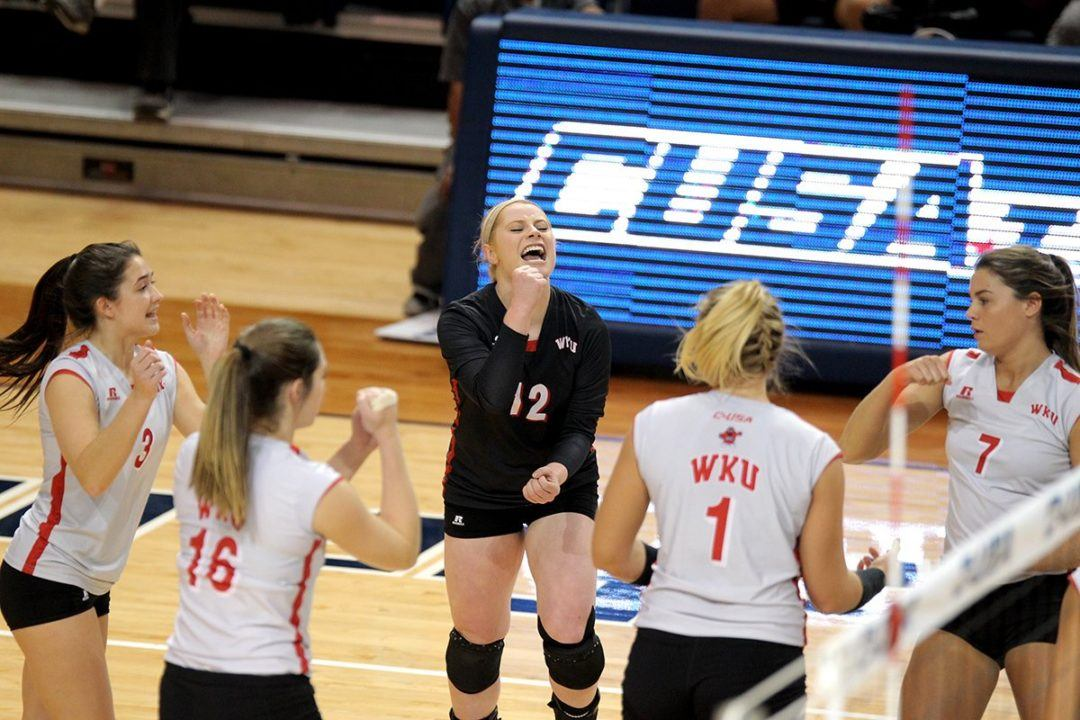Western Kentucky Hits .506 In Sweep of (RV) Ohio State