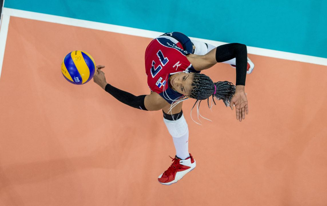 FIVB World Grand Prix Group 1 Qualifying Scenarios in Final Weekend