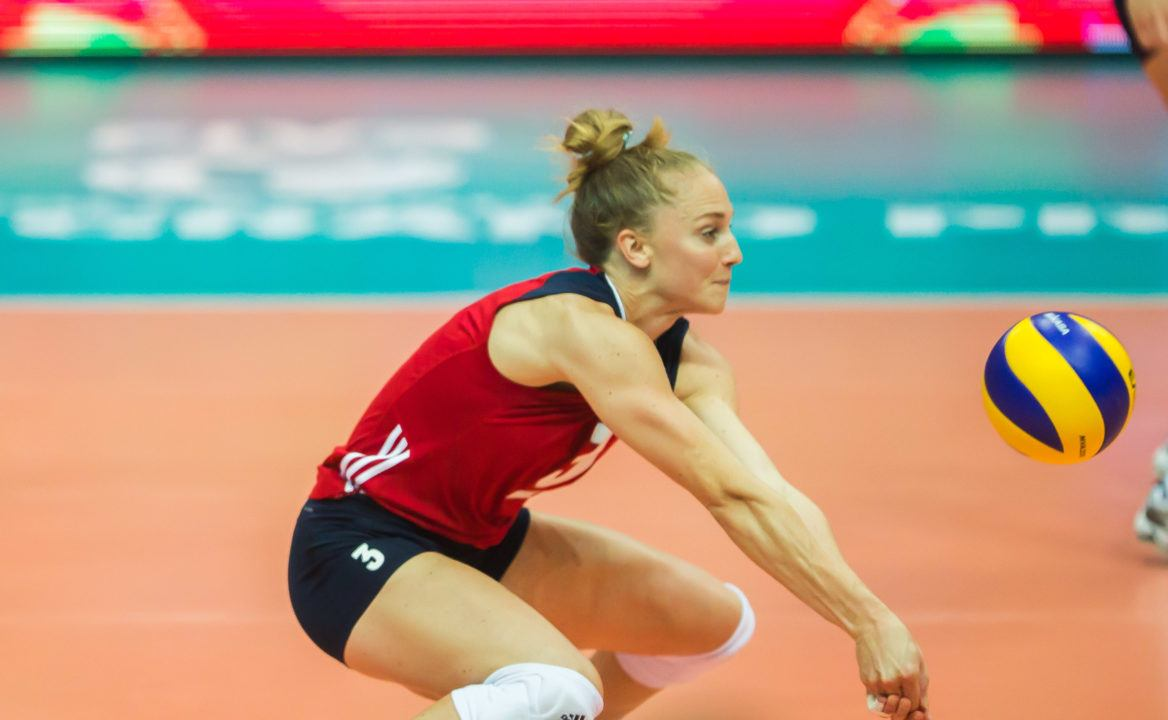 Team USA Captain Carli Lloyd Talks Role Models
