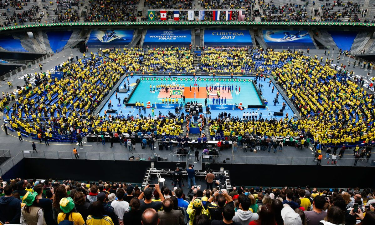 Brazil & France Grab Last Two Spots in Semis of WL with 5-Set Wins