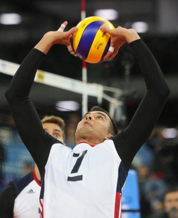 American Kawika Shoji Signs With Asseco Resovia
