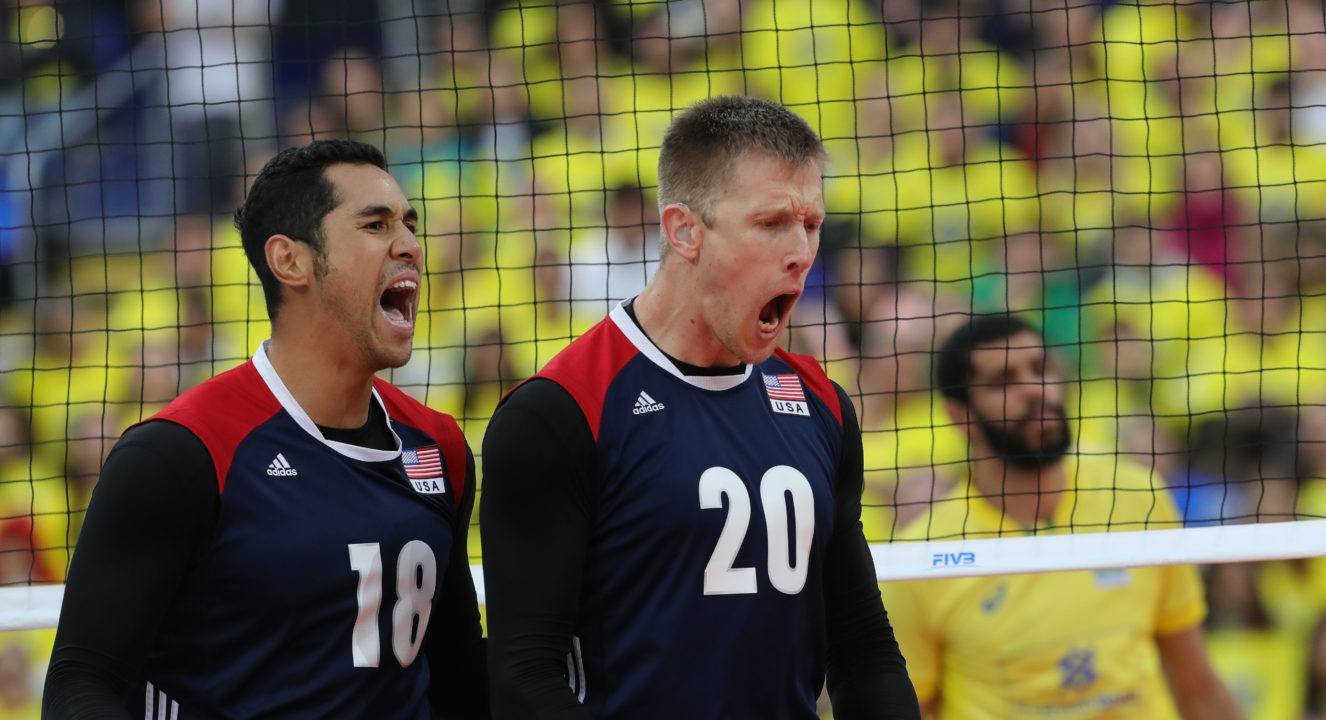 David Smith Named USAV Indoor Male Player Of The Year
