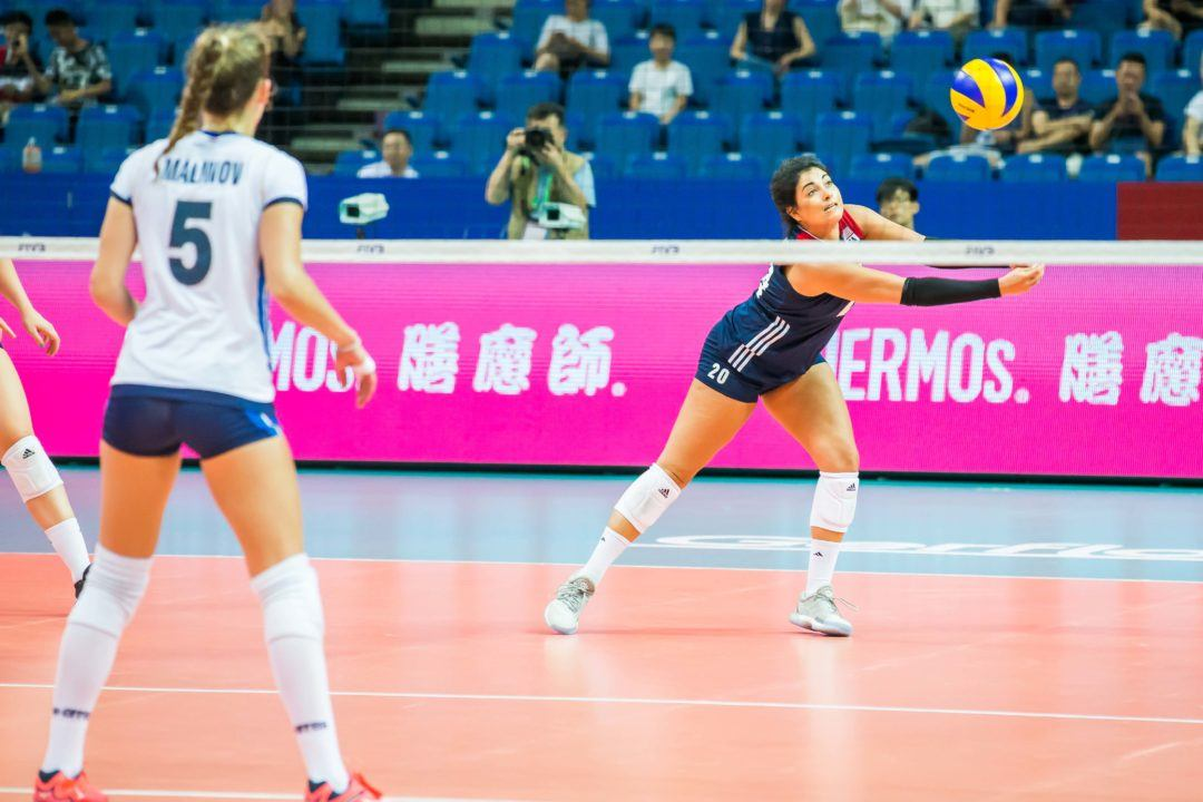 USA's Amanda Benson Signs First Pro Contract With Vandoeuvre Nancy