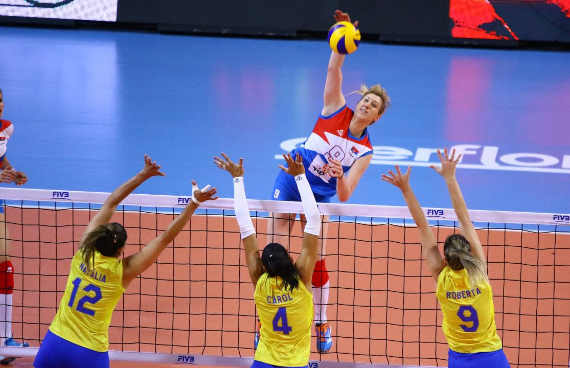 WATCH All of the Group 1, Day 2 Videos from the FIVB World Grand Prix