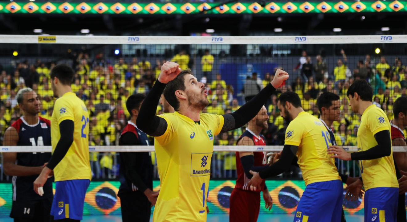 Brazilian National Team Names Its Final WCH Roster