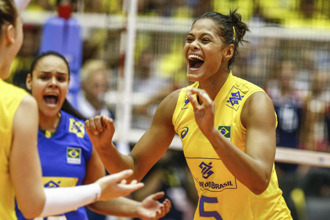 Brazil Will Try For Second Straight World Grand Prix Title