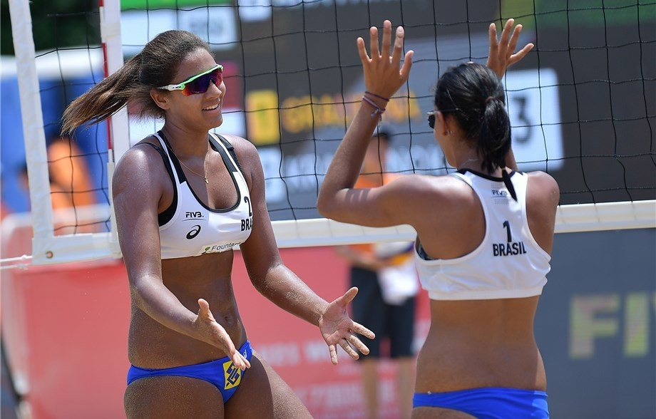 Brazil, Russia to Face Off For U21 Beach Title in 2016 Finale Rematch