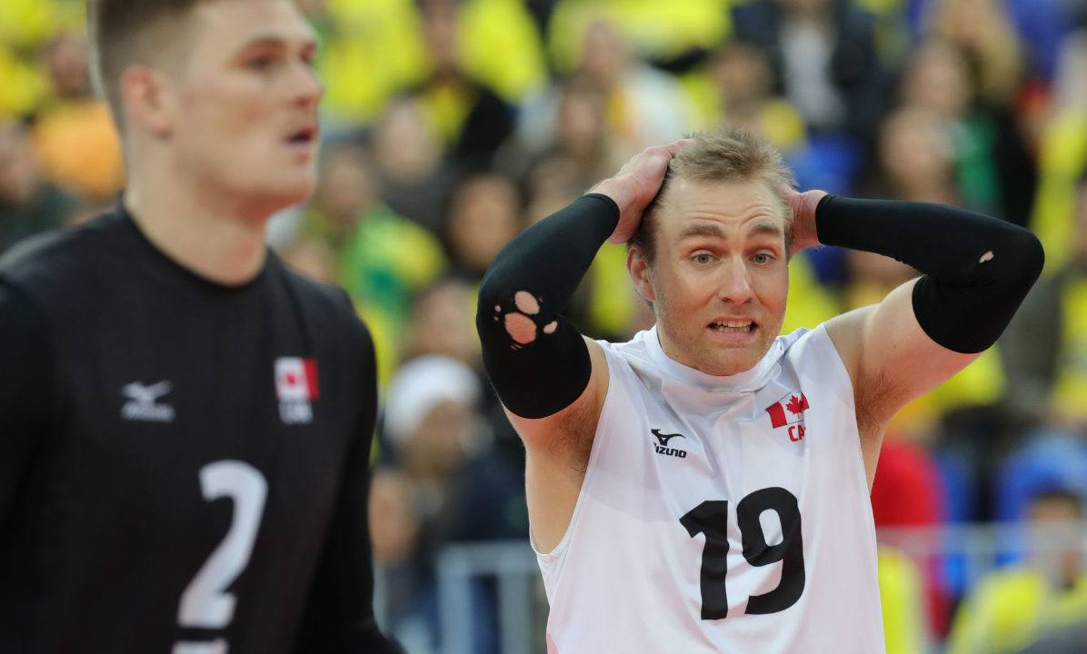 WATCH LIVE: Canada Needs Win Against Russia to Keep World League Alive