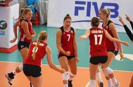 USA Volleyball Announces Preliminary Roster for Pan American Cup