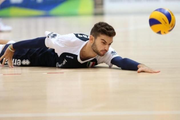 Top Volley Latina Brings In Carlo De Angelis As Backup Libero