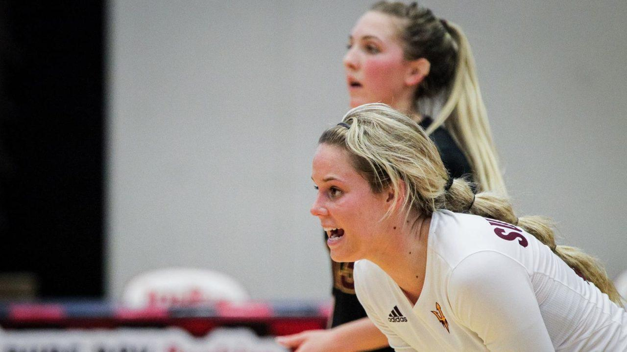 Former Arizona State Outside Hitter Cassidy Pickrell Chooses Pro Club
