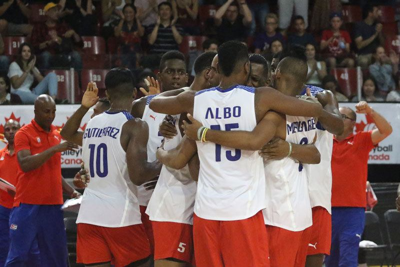 Hurricanes Force Second NORCECA Qualifier for Cuba, Puerto Rico