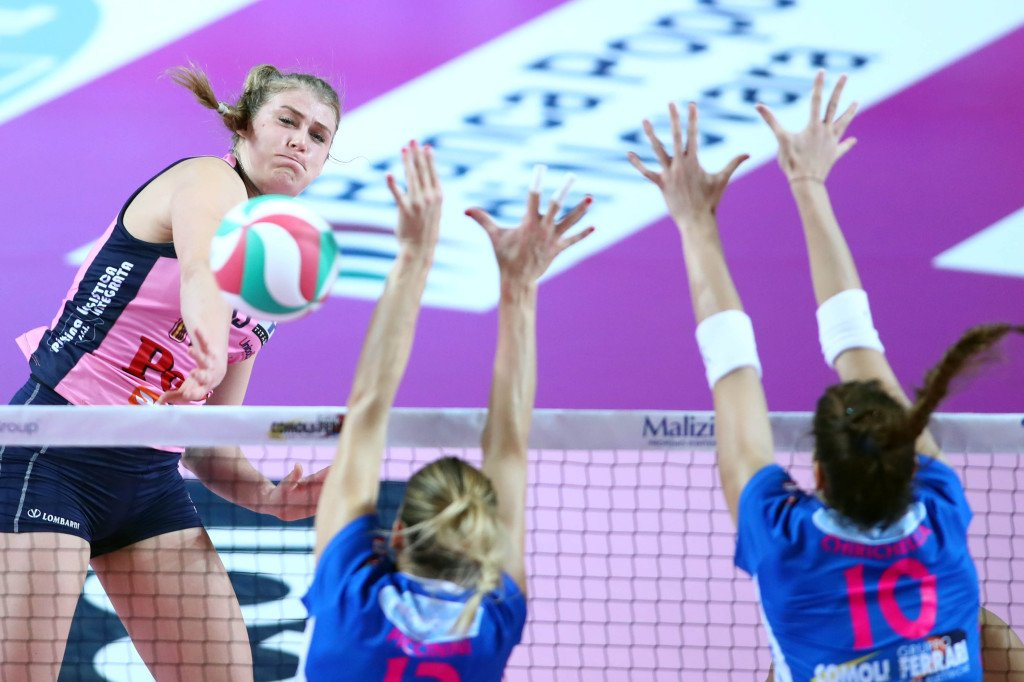 Samanta Fabris Chooses Imoco Volley For 2017-18 Season