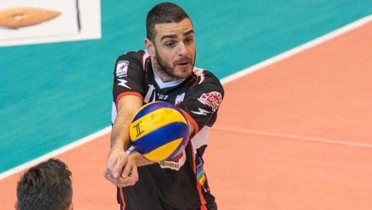 Italian De Pandis Brings Defensive Prowess to Diatec Trentino