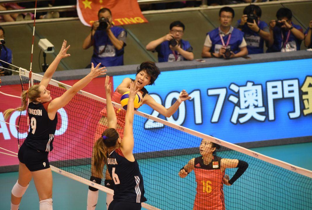WATCH LIVE: China vs. Japan in FIVB World Grand Prix Top-6 Showdown