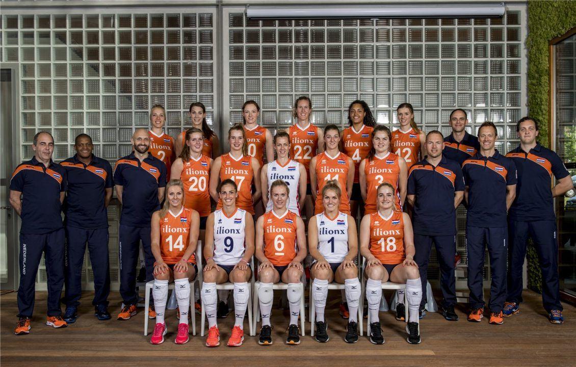Dutch Grand Prix Roster Features Lonneke Sloetjes, 9 Other Olympians