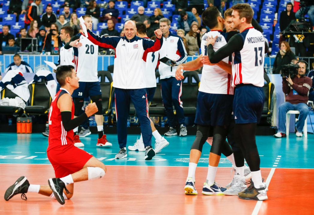 United States Becomes Second Team to Clinch a Spot in the Semifinals