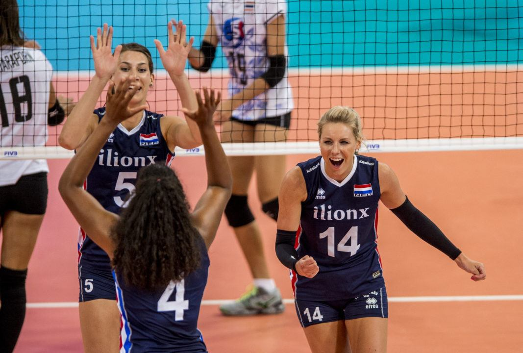 Netherlands Takes Command of Pool C1 with Sweep of Thailand at WGP