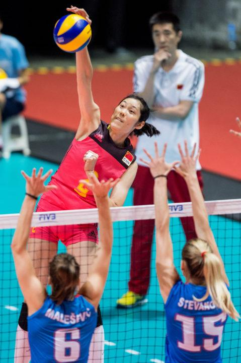WATCH LIVE: China Hosts Netherlands with WGP Semifinal Repercussions
