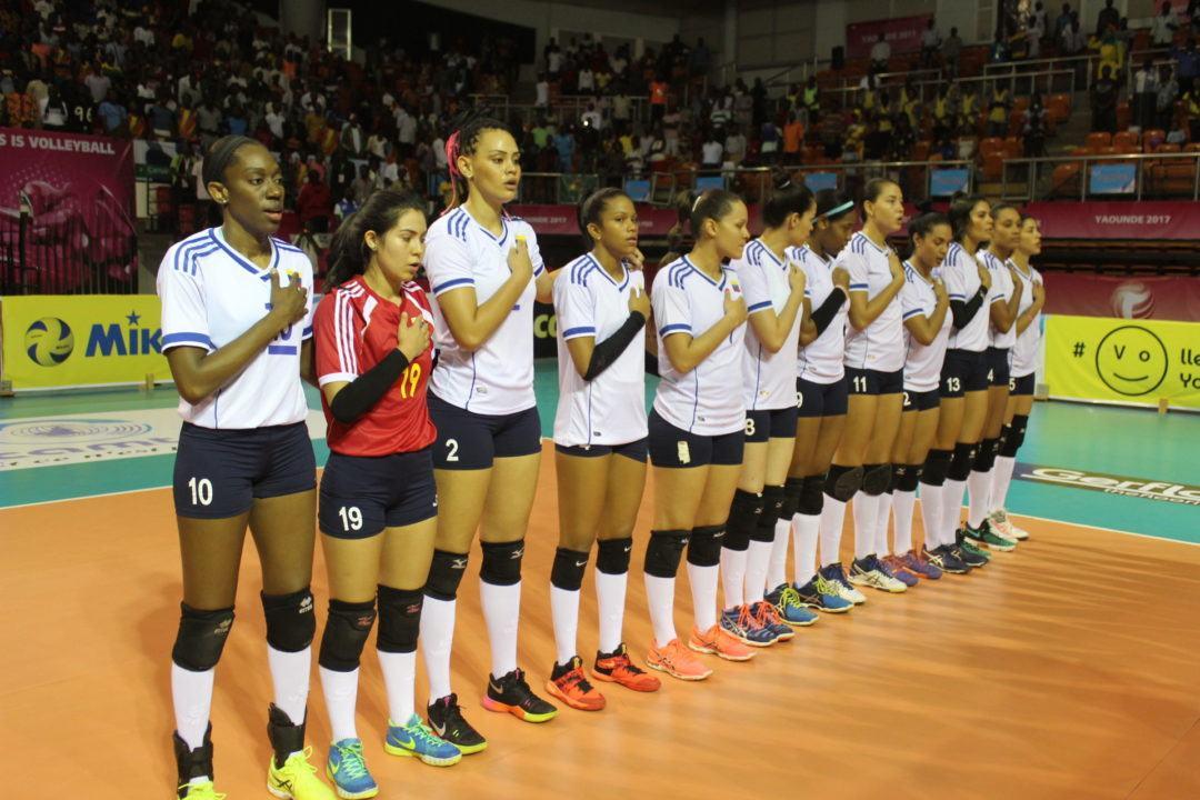 Venezuelan Women Unable To Make Semifinal Match At Grand Prix