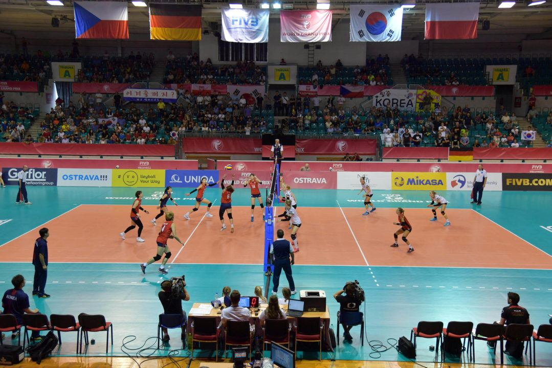 WATCH LIVE: Korea Meets Poland for World Grand Prix Group 2 Title