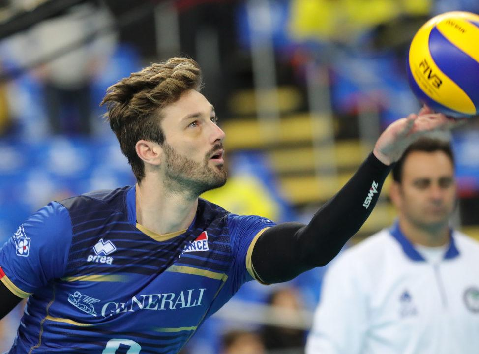 French Still Mulling Men's WCH Elimination
