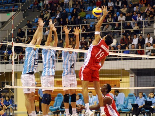 Halkbank Men Dip Into Cuban Waters For Top Serie A Opposite