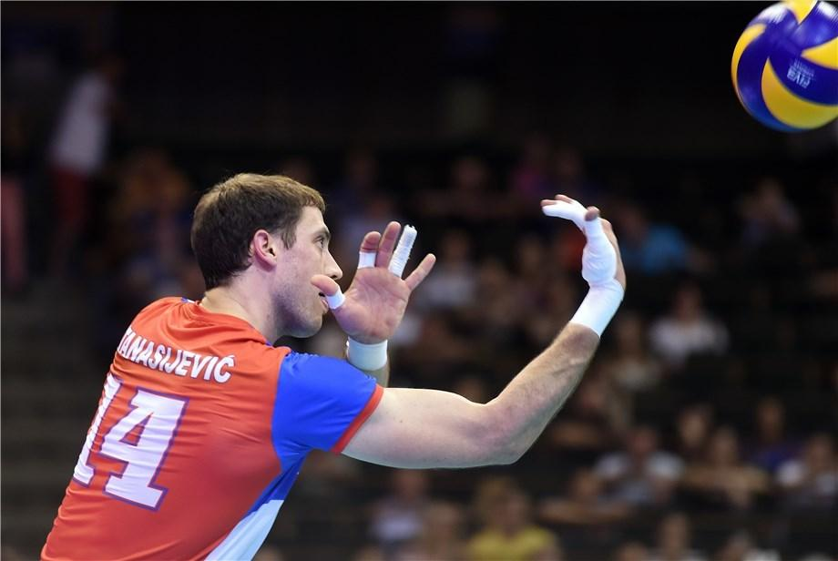 Sir Colussi Sicoma PERUGIA Sweeps Fenerbahce in CEV Champions League