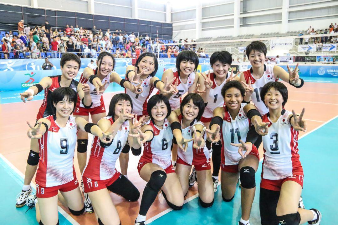 Asian Senior Women's Volleyball Championship tournament team