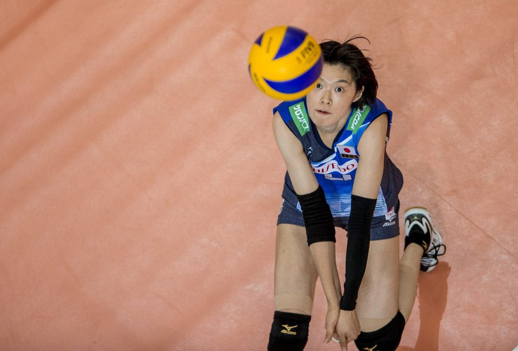 Japan Overcomes 2-0 Deficit, Gives Netherlands First Loss of WGP