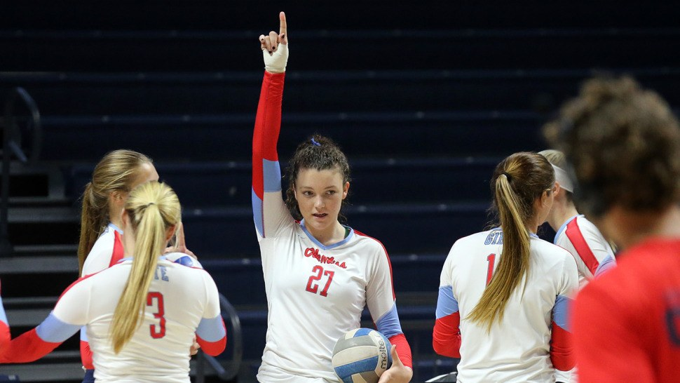 Penn State Adds Ole Miss Transfer Kathryn Cather