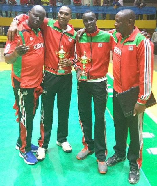 Kenya & Rwanda Advance to African Qualifying Second Round