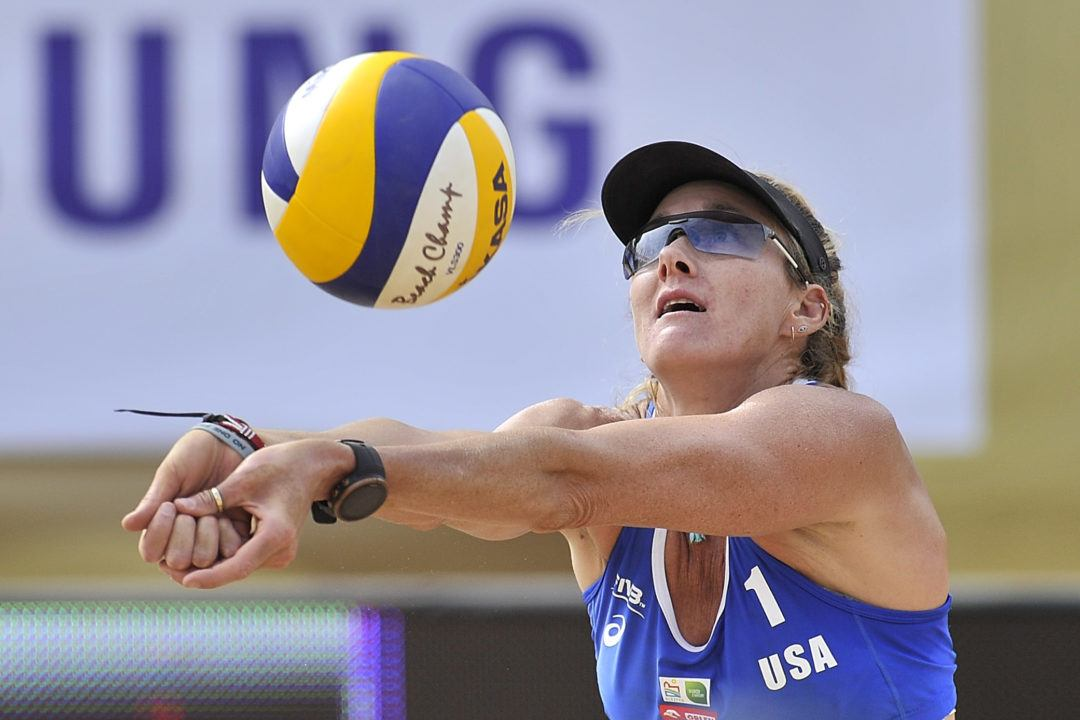 Walsh Jennings Looks to Make Stars, Improve State of Beach Volleyball with p1440