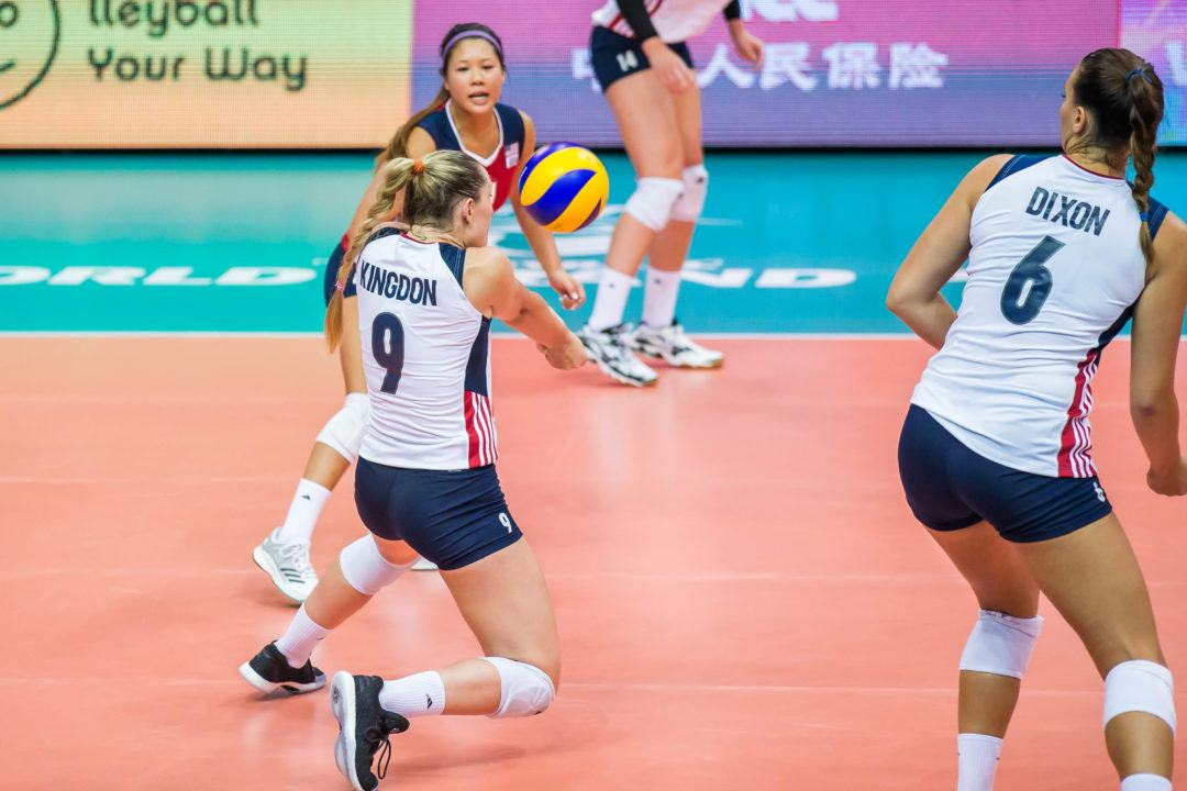 Madison Kingdon Scores 57 Points In South Korean League, Nearly A WR