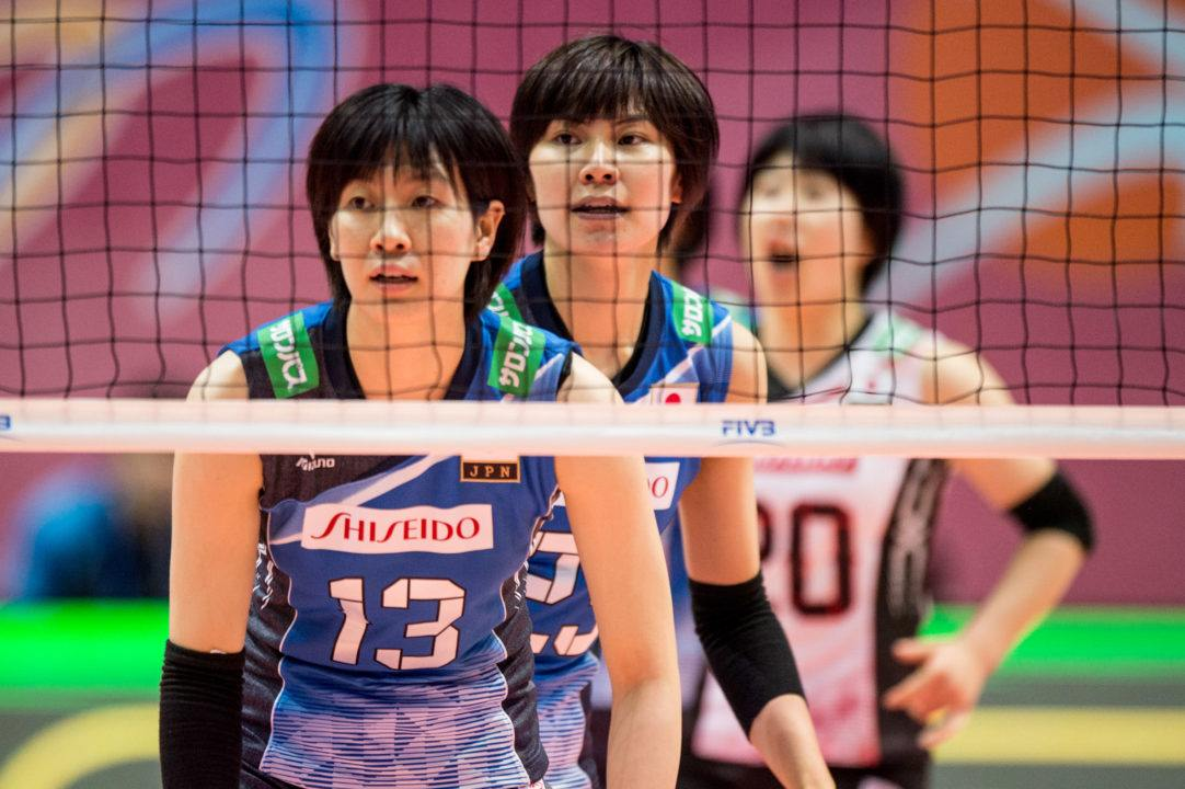 Despite Victory, Japan Held from Final Six