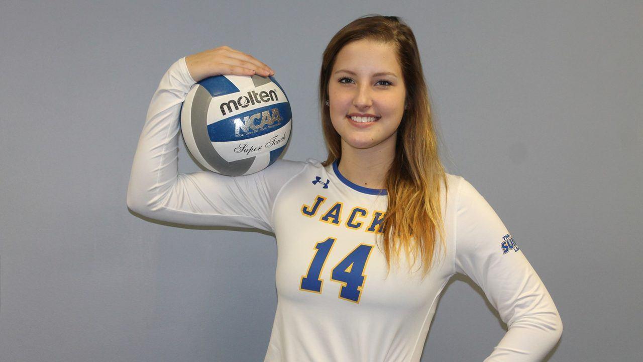 Junior College Transfer Megan Jensen Joins South Dakota State
