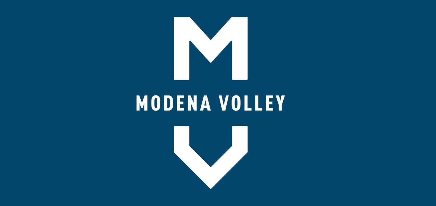 Italian Power Modena Volley Changes Its Logo