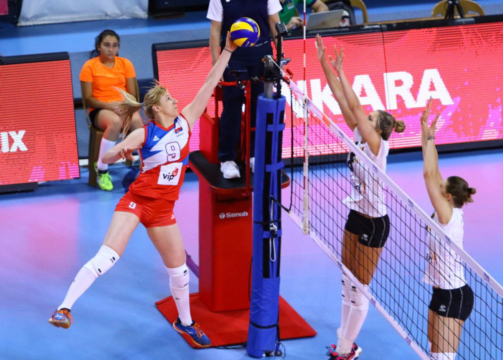 WATCH LIVE: Serbia and Japan Matchup in Top 5 Grand Prix Battle