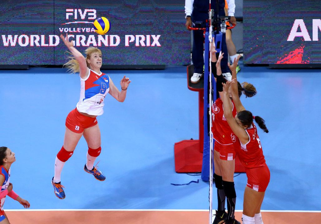 WATCH Week 3, Day 2 Full Video Replays at 2017 FIVB Grand Prix