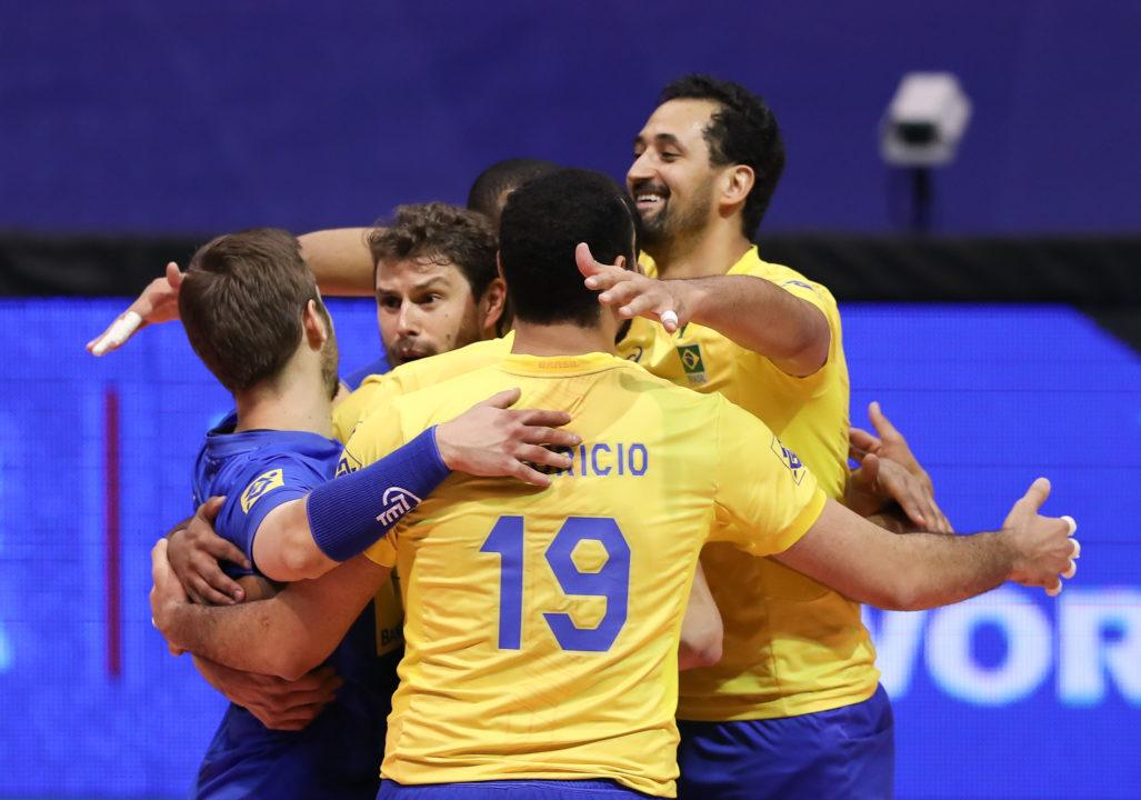 World League Final 6: Olympic Champs Brazil Open Play (LIVE VIDEO)
