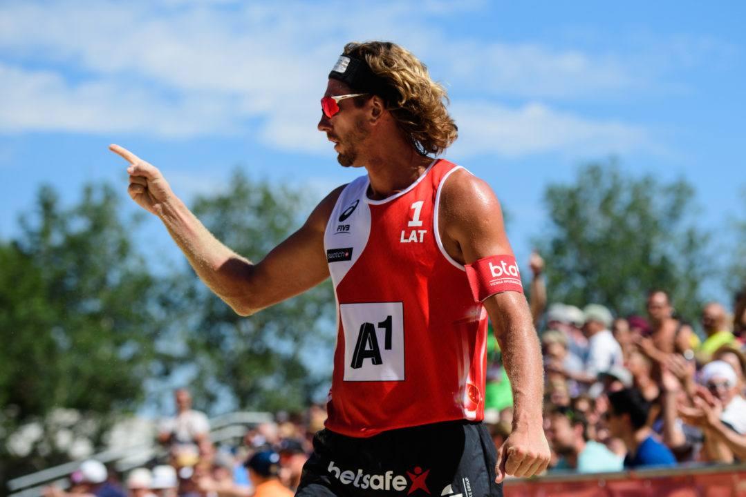 10 Questions with Latvian Beach Star Aleksandrs Samoilovs
